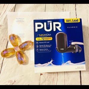 Pur maxion filter technology classic black filter
